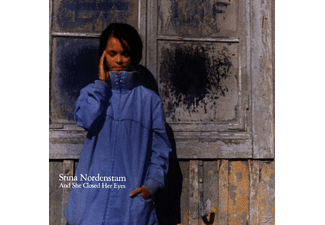 Stina Nordenstam - And She Closed Her Eyes - (CD)
