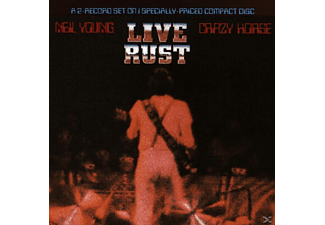 Neil Young, Neil & Crazy Horse Young - Live Rust - (CD)