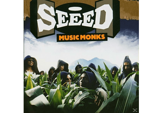 Seeed - Music Monks (CD)