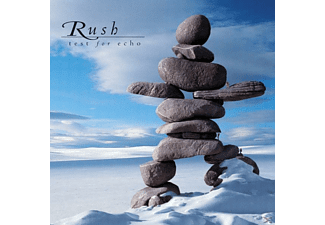 Rush - Test For Echo - (CD)