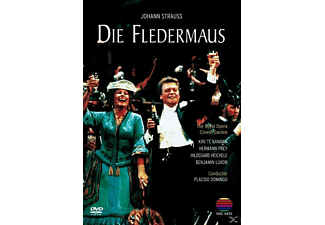 Covent Garden The Royal Opera - Die Fledermaus - (DVD)