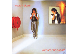Robert Plant - Pictures At Eleven(Exp&Remas) - (CD)