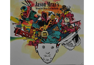 Jason Mraz - Beautiful Mess-Live On Earth - (CD + DVD Video)