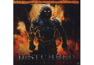 Disturbed - Indestructible - (CD + DVD Video)