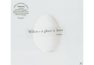 Wilco - A Ghost Is Born - (CD)
