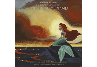 VARIOUS - The Legacy Collection: The Little Mermaid - (CD)