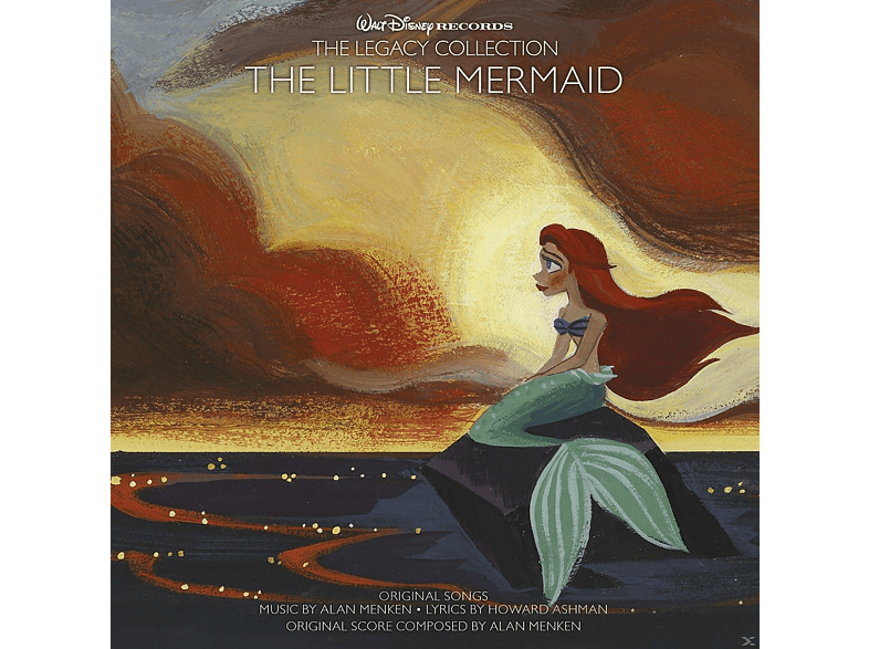 VARIOUS - The Legacy Collection: The Little Mermaid [CD]