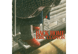 Eric Clapton - Back Home [CD]