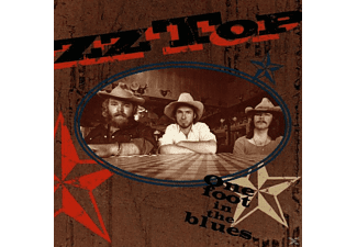 ZZ Top - One Foot In The Blues - (CD)