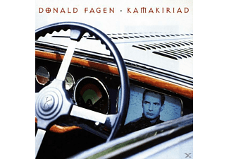 Donald Fagen - Kamakiriad - (CD)