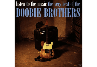 The Doobie Brothers - BEST OF THE DOOBIE BROTHERS - (CD)