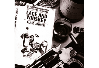 Alice Cooper - Lace & Whiskey (CD)