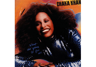 Chaka Khan - Whatcha Gonna Do - (CD)