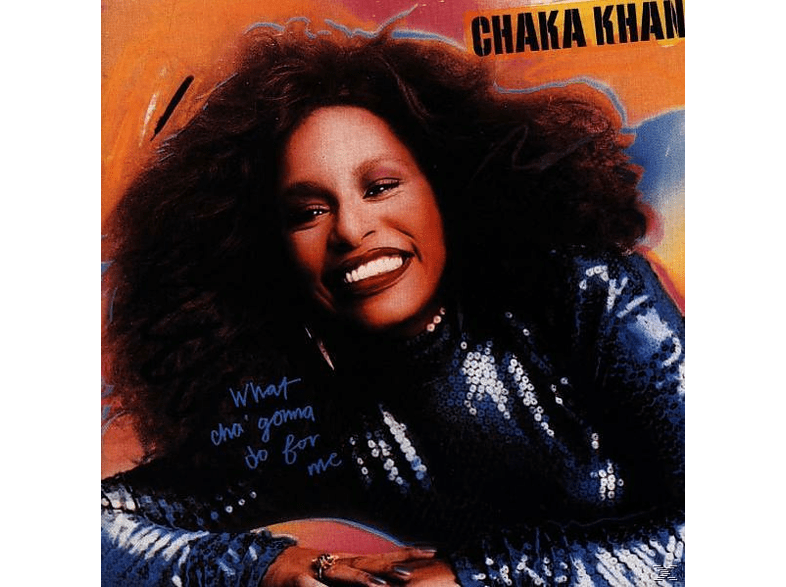 Chaka Khan - Whatcha Gonna Do [CD]
