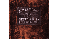 Bad Company - Stories Told And Untold [CD]