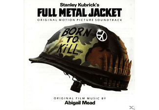 Abigail (composer) Ost/mead - Full Metal Jacket - (CD)