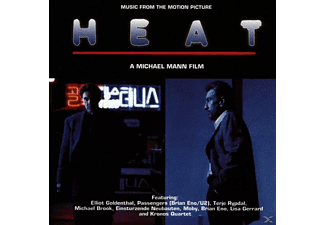VARIOUS - Heat - (CD)