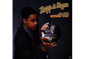 Zapp - Zapp Feat.Roger's Greatest Hi - (CD)