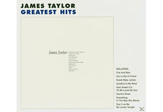James Taylor - Greatest Hits - (CD)
