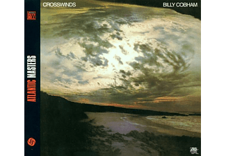 Billy Cobham - Crosswinds - (CD)