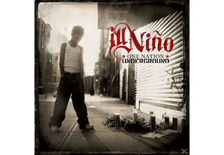 Ill Niño - One Nation Underground - (CD)