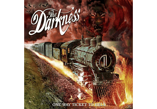 The Darkness - One Way Ticket To Hell...And Back [CD]