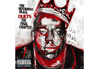 The Notorious B.I.G. - Duets-The Final Chapter - (CD)