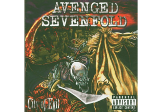 Avenged Sevenfold - City Of Evil - (CD)