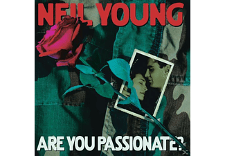 Neil Young - Are You Passionate? - (CD)