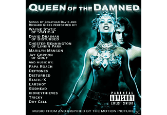 VARIOUS - Queen Of The Damned - (CD)