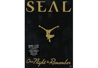 Seal - One Night To Remember - (DVD + CD)