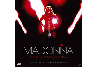 Madonna - Im Going To Tell You A Secret - (CD + DVD Video)