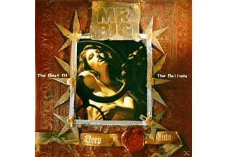 MR.BIG - Deep Cuts(The Best Of Mr.Big) - (CD)