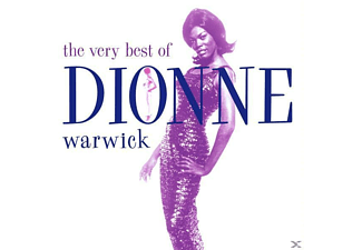 Dionne Warwick - The Very Best of Dionne Warwick (CD)
