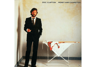 Eric Clapton - Money And Cigarettes - (CD)