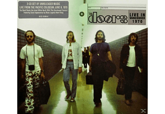 The Doors - Live In Vancouver 1970 - (CD)