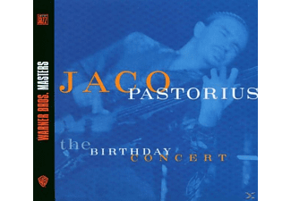 Jaco Pastorius - The Birthday Concert - (CD)