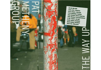 Pat Metheny;Pat Metheny Group - The Way Up - (CD)