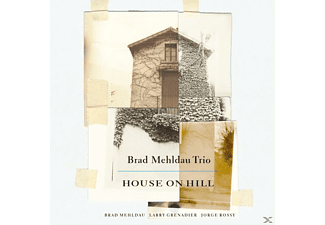 Brad Mehldau, Brad Mehldau Trio - HOUSE ON HILL - (CD)