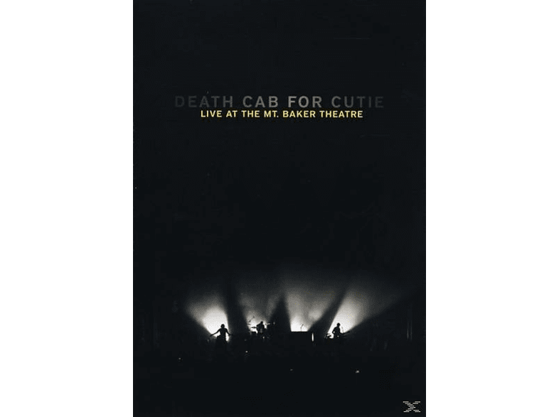 Death Cab For Cutie - Live At The Mt. Baker Theatre [DVD]