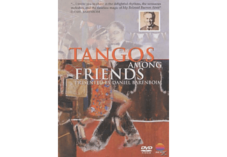 Daniel Barenboim - Tangos Among Friends [DVD]