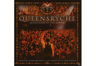 Queensrÿche - Mindcrime At The Moore - (CD)