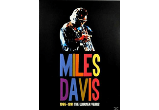 Miles Davis - 1986-1991 The Warner Years - (CD)
