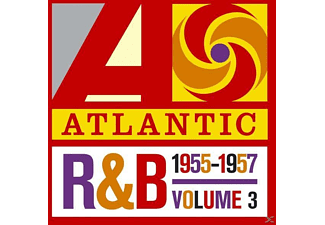VARIOUS - Atlantic R&B Vol.3 1955-1957 - (CD)
