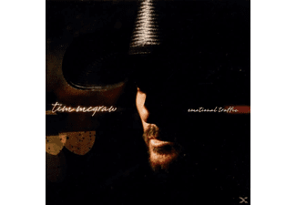 Tim McGraw - Emotional Traffic - (CD)