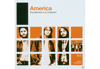 America - The Definitive Pop Collection - (CD)