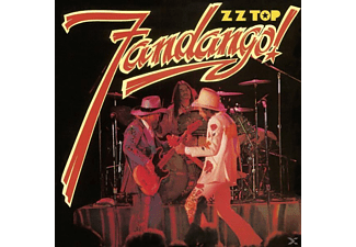 ZZ Top - Fandango - (CD)