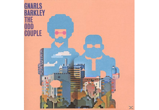 Gnarls Barkley - The Odd Couple - (CD)