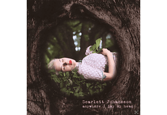 Scarlett Johansson - Anywhere I Lay My Head - (CD)