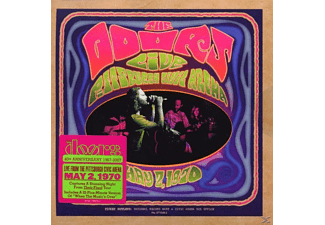 The Doors - Live In Pittsburgh 1970 - (CD)